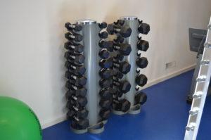 Fysiotherapie-kemps-gewichten